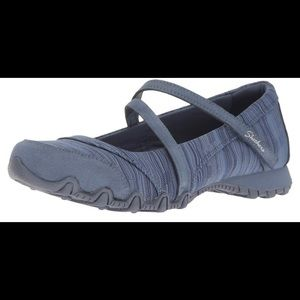 Skechers Relaxed Fit Air Cooled Ripple MaryJane 10